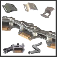 Chain Link Bottom Parts